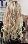 Evropské vlasy připravené pro různé metody prodloužení vlasů VEHEN s.r.o.