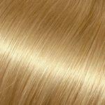 Evropské vlasy, plavá blond, 40-45cm, k prodlužování vlasů