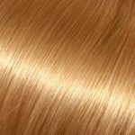 Evropské vlasy, medová blond, 45-50cm, k prodlužování vlasů