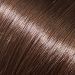 Evropské vlasy, hnědá, 25-30cm, k prodloužení vlasů