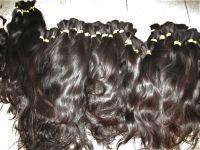 Východoevropské vlasy přírodní hnědá
