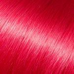 Barevné pramínky, sytě růžová, délka 50-60cm