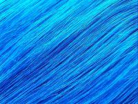 Barevné pramínky, světle modrá, délka 50-60cm