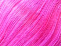 Barevné pramínky, studená růžová, délka 50-60cm