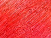 Barevné pramínky, červená, délka 50-60cm